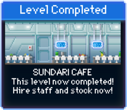Message Sundari Cafe Complete