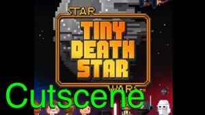 Scene Luke Skywalker and Trash Compactor (Star Wars Tiny Death Star)