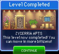 Message Zygerria Apts Complete