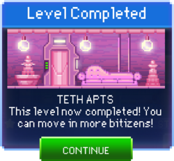 Message Teth Apts Complete
