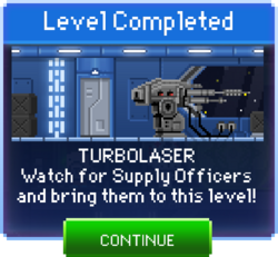 Message Turbolaser Complete