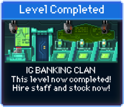 Message IG Banking Clan Complete