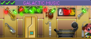 Decorated Galactic Music