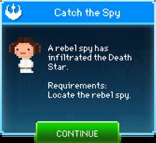 Task Lea Spy