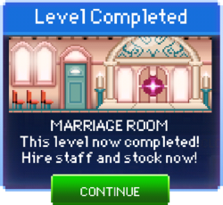 Message Marriage Room Complete