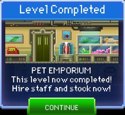 Message Pet Emporium Complete