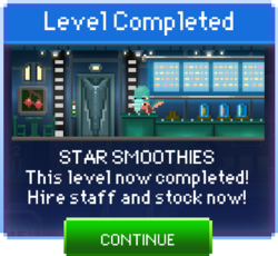 Message Star Smoothies Complete