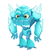 Teen Ice Golem