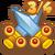Quest icon swordsCrossed 3of4@2x