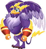 Adult-griffin