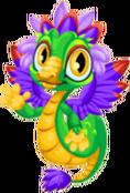 Quetzalcoatl-Baby