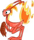 Monster bugmonster mythic adult