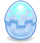 Spectral Brimstone Egg