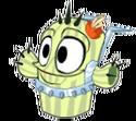 Monster sunspikemonster mythic baby