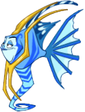 Monster aquaraymonster adult
