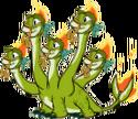 Monster spitfiremonster mythic baby
