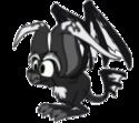 Monster sonarmonster mythic baby