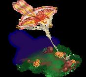 Decoration 2x2 kite phoenix tn@2x