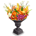 Decoration 1x1 autumnbouquet@2x