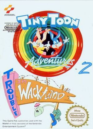 TTA2-TroubleInWackyland-CoverArt