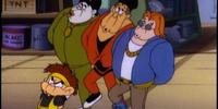 Montana Max's Gang