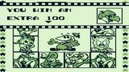 Gogo Dodo's Bonus Roulette, Concord 100 points
