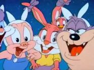 Buster Bunny Bunch
