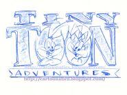Main title logo tiny toons 1990 gimeno copy