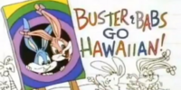 Buster and Babs Go Hawaiian