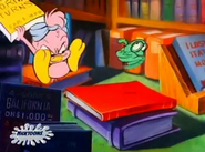 Sweetie trap Bookworm