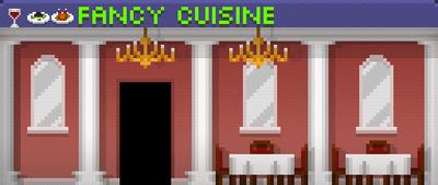 Fancy Cuisine