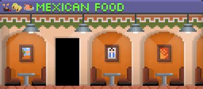 Mixican Food