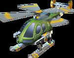 Griffin chopper