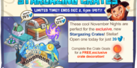 Stargazing Crates