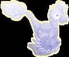 Ghost oviraptor adult@2x