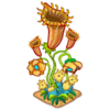 Decoration exoticflowers orange2 thumbnail@2x