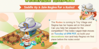 Village Rodeo Theme