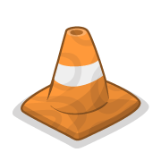 Decoration trafficcone thumbnail@2x