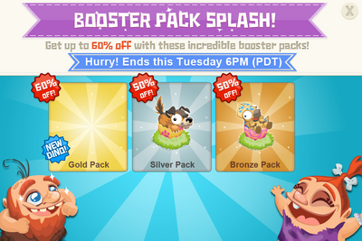 Modals BoosterPack boosterpacksplash@2x