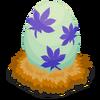 Leafdragon yellow egg@2x