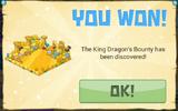 GoldBounty PrizeNotification