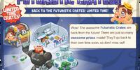 Futuristic Crates