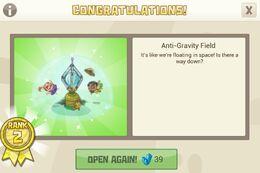Anit-gravity field