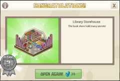 Rank3 LibraryStorehouse