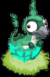 EmeraldBambiraptor Baby