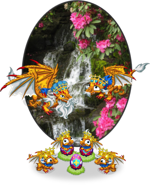 KingDragon Diorama2