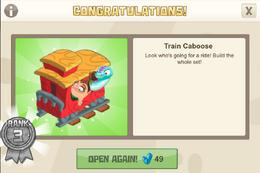 WorkshopCrates 3 TrainCaboose