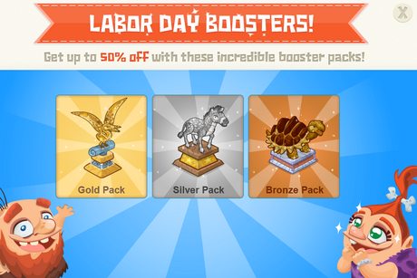Modals BoosterPack laborDayBoosters2@2x
