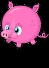 Gum ball pig an