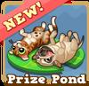 Prize pond upside down